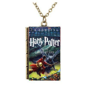 Harry Potter and the Goblet of Fire Necklace